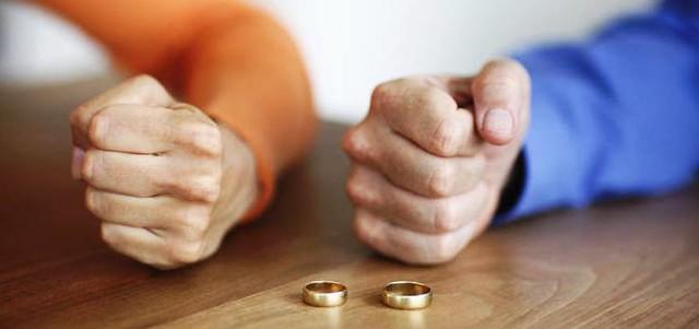 No palco: violência doméstica e familiar contra a mulher, separação - casal