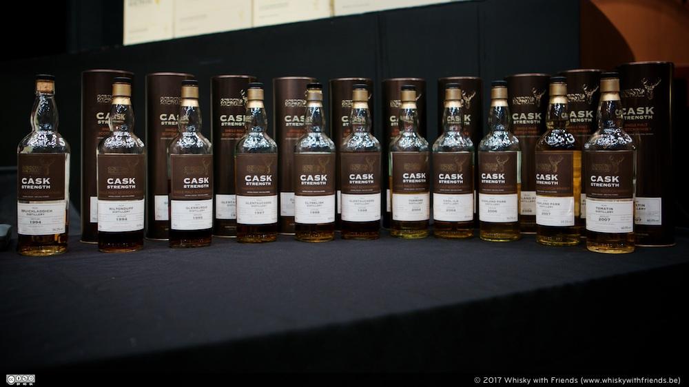 Een van de fabeltjes is dat je als Whisky Blogger dagelijks aan de fles zit ... al is de verleiding groot, ik probeer er aan te weerstaan.