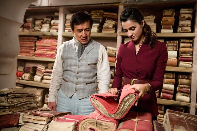 03. Jackie Chan and Disha Patani