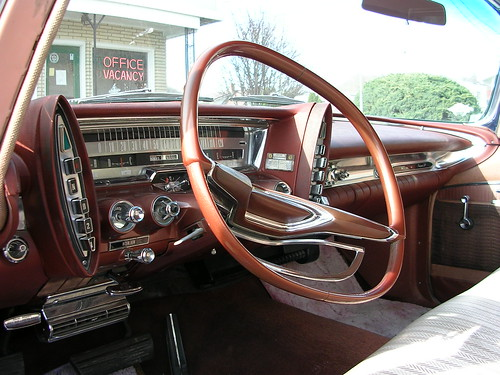 1961 Chrysler Imperial Interior