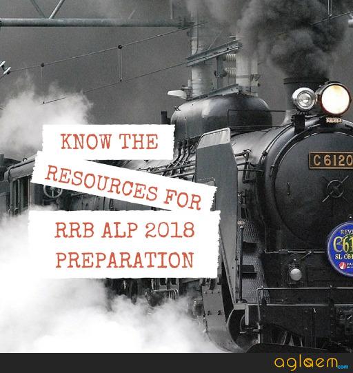 RRB ALP Syllabus 2018