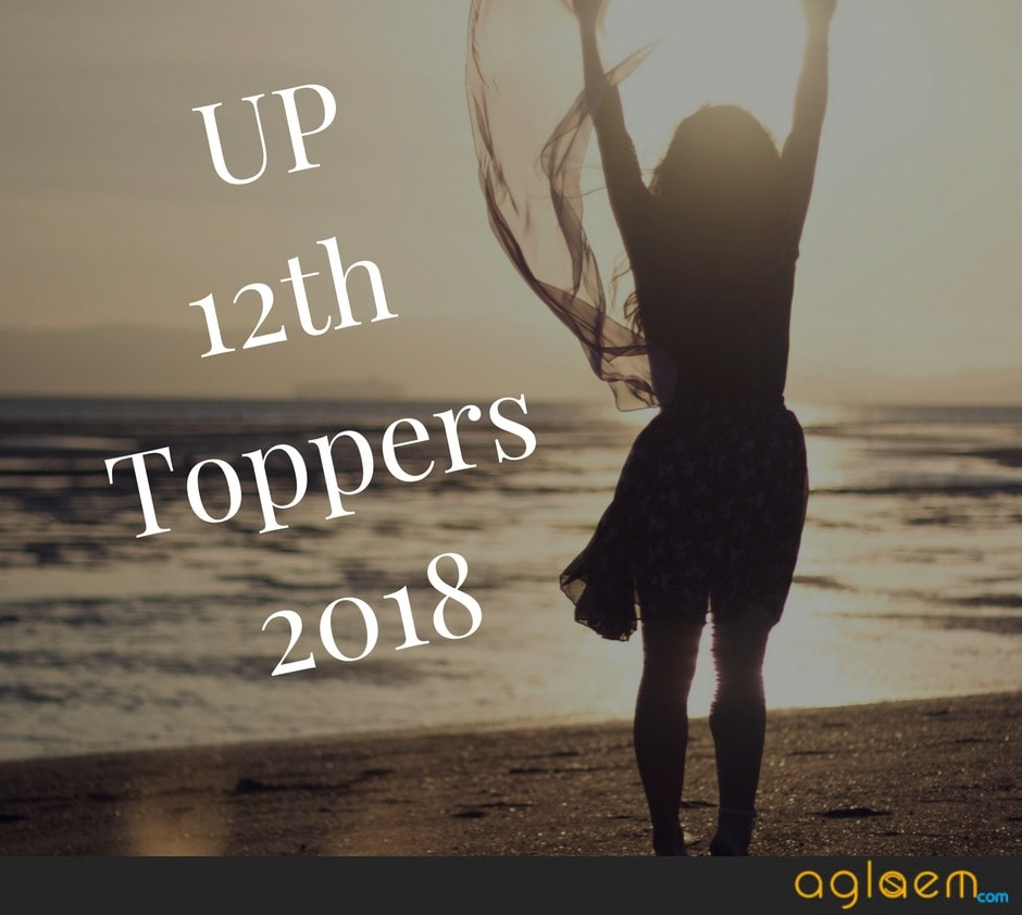 UP Board 12th Toppers List 2018