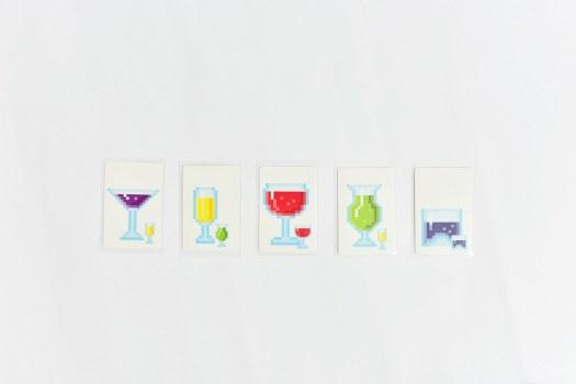 元素卡種類