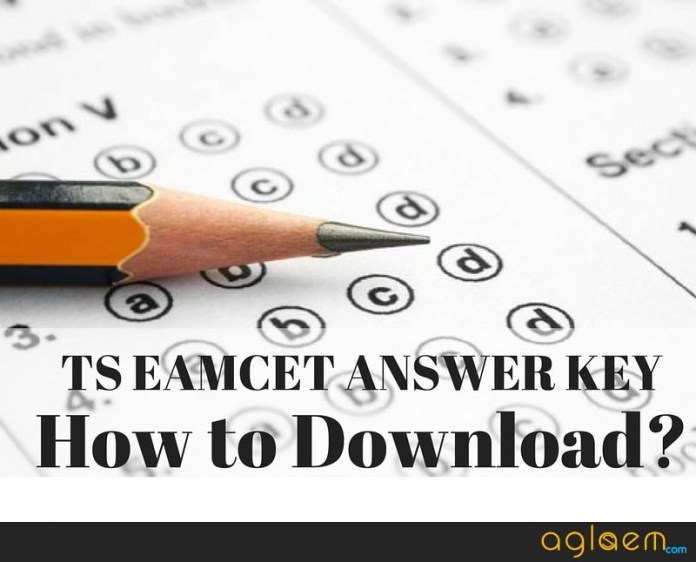TS EAMCET 2018 Answer Key