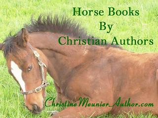 Horse Books by Christian Authors | ChristineMeunierAuthor.com