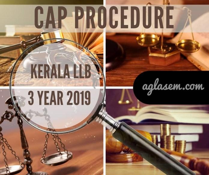 Kerala LLB 3 Year 2019 Result