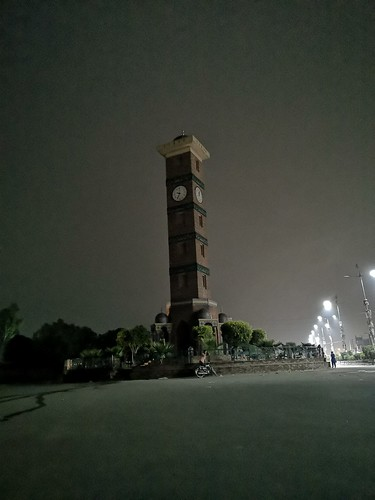 Huawei P20 Pro Camera Normal Night Shot