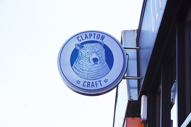 Clapton Craft | Craft beer shop | My Gluten Free Finsbury Park guide | Stroud Green | North London