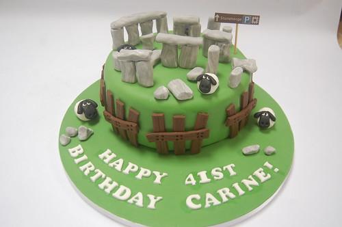 Stonehenge Cake Beautiful Birthday Cakes