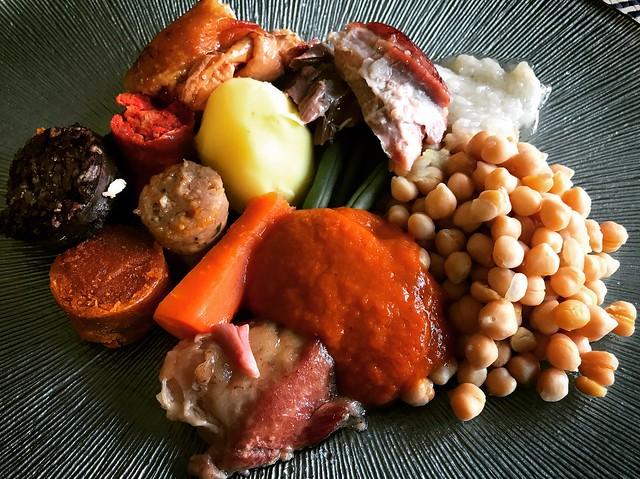 Cocido madrileño. Chef koketo