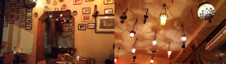 Petek restaurant in Finsbury Park | Stroud Green | North London | Gluten free Finsbury park
