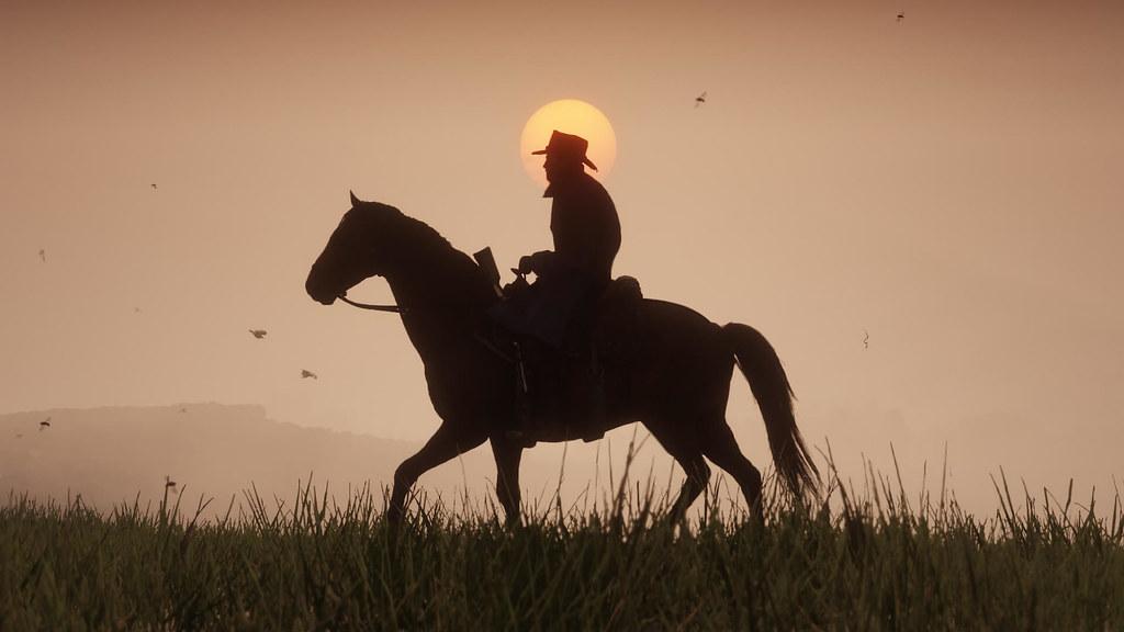 Parte gráfica de Red Dead Redemption 2 impressiona