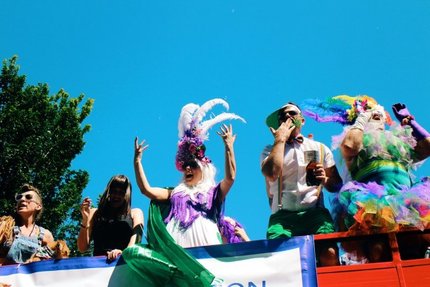 Pride Weekend: A Survival Guide | Maps of Pangea