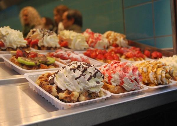 Cosa mangiare a Bruxelles