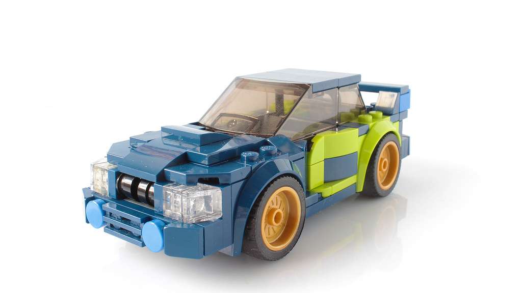Lego Rally Subaru Impreza 22b STI   Instructions  www youtub      Flickr     Lego Rally Subaru Impreza 22b STI   by hachiroku24