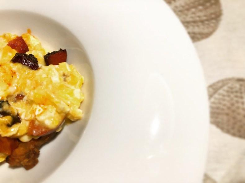 Duelos y quebrantos. Gastronomía Manchega. Chef Koketo
