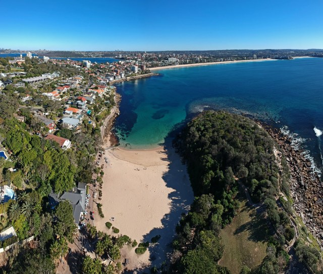 Shelly Beach From The East By Marine Explorer
