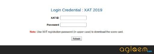 XAT 2019 Result- Score, Percentile, Cut Off  %Post Title, %Post Category, AglaSem
