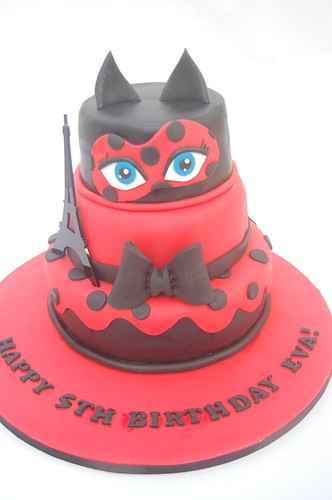 Miraculous Cake Beautiful Birthday Cakes
