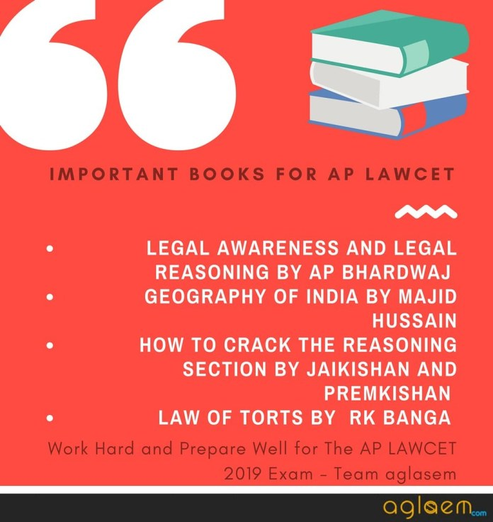How to prepare for AP LAWCET 2019