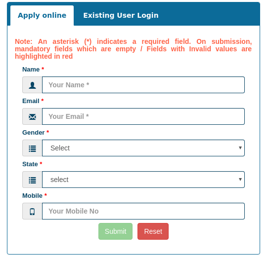 BEEE 2019 Application Form