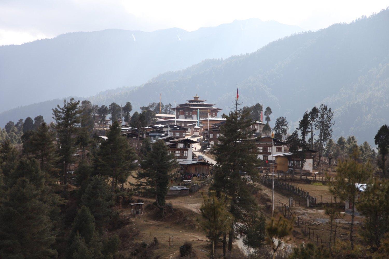 Punakha-Wangdue-Phobjikha