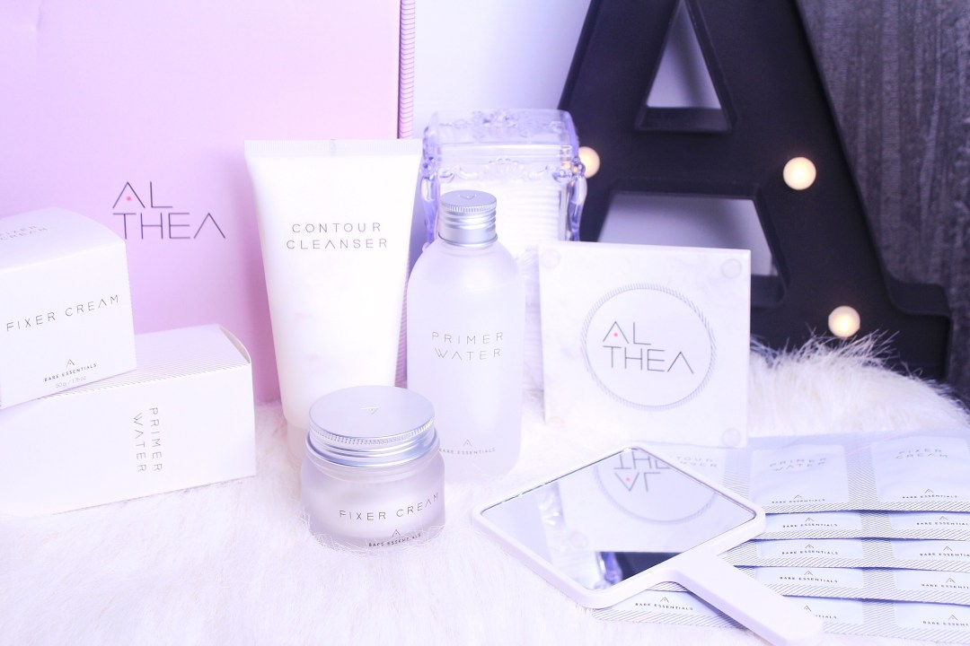 Althea Bare Essentials - My Weapon to Dream Skin