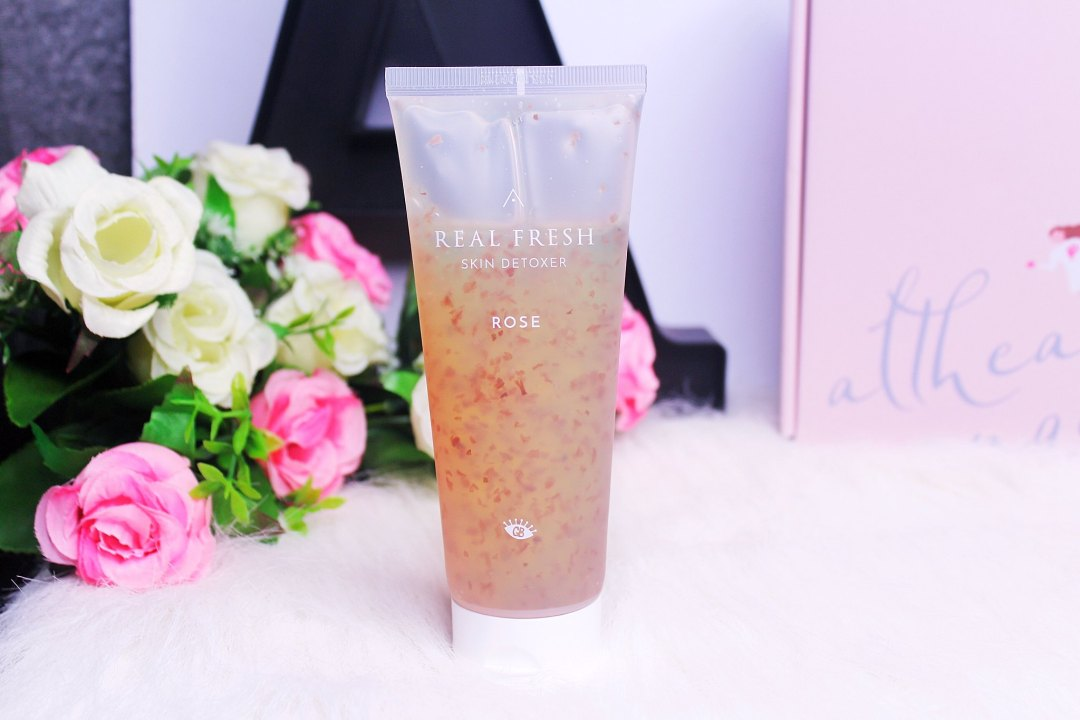 Real Fresh Skin Detoxer ROSE