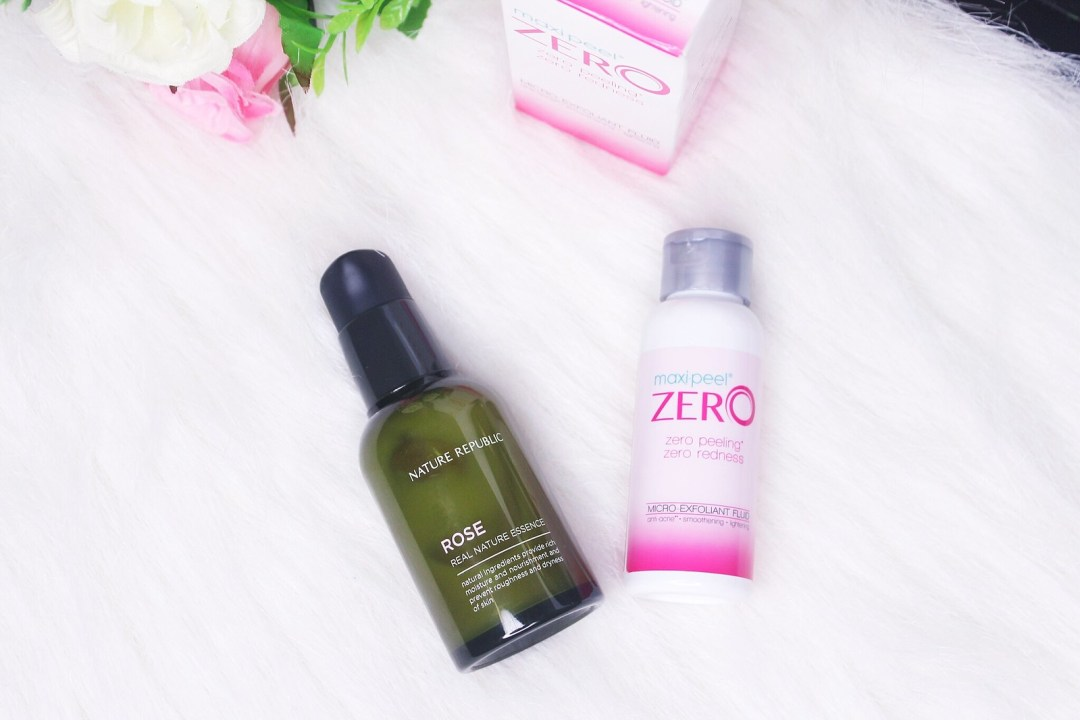 Maxi Peel ZERO The Micro Exfoliant Fluid That Will Totally Transform Your Skin