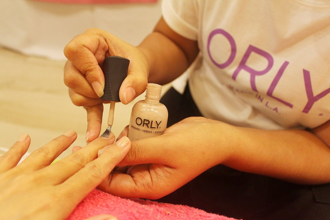 ORLY The New Neutral Fall 2018 Collection SNUGGLE UP