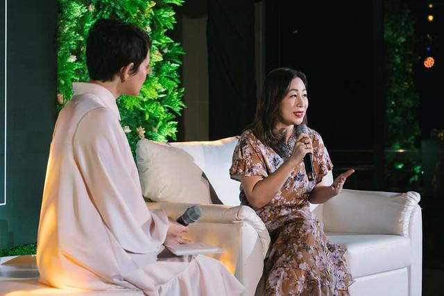 MS. Agoo Bengzon, beauty editor