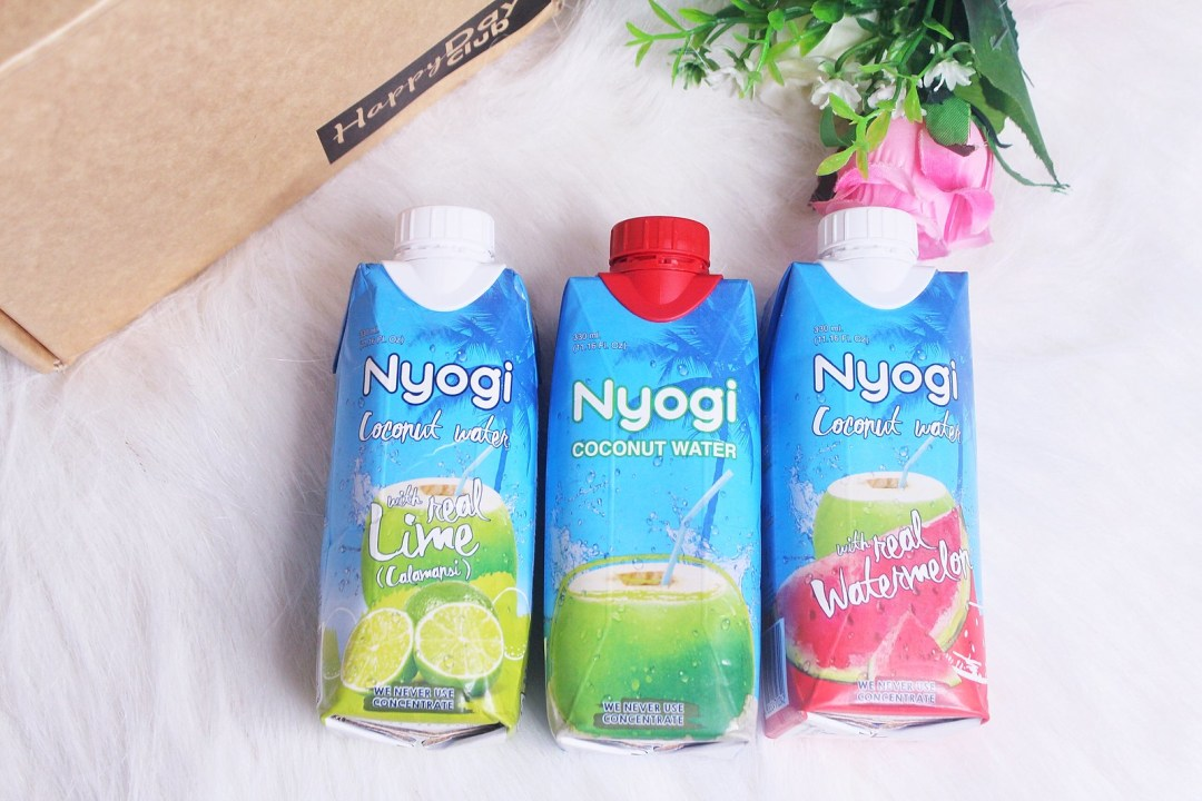 Happy Days Club Nyogi Pure Coco Water