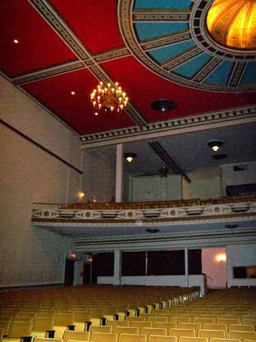 Forum Theatre Binghamton Ny Interior Originally