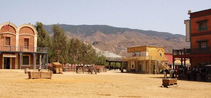 Resultado de imagen de desierto de tabernas