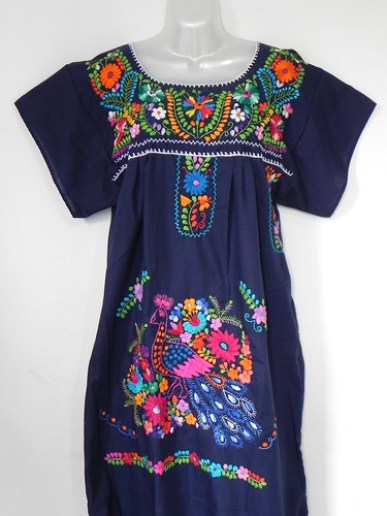 Mexican Navy Dress $29.00 usd