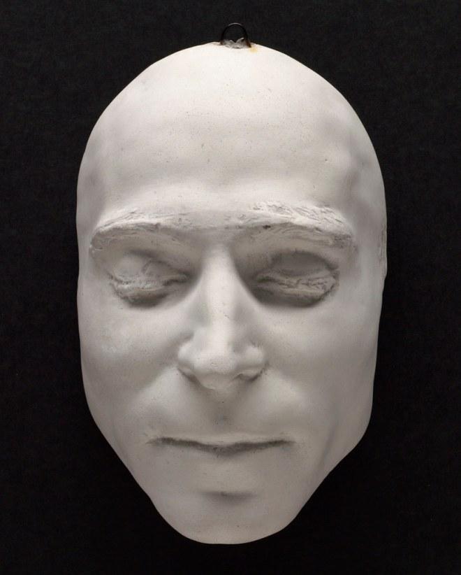 Death mask, Nicola Sacco