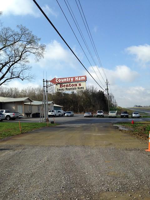 Benton's Country Hams, Madisonville TN