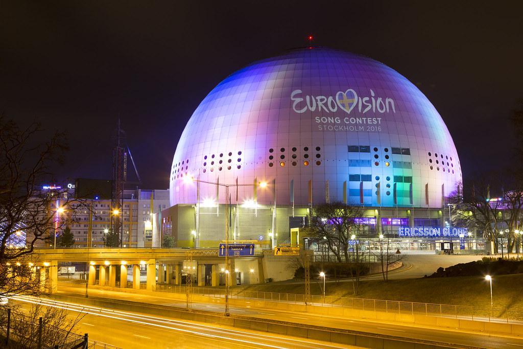 Stockholm Globe Arena ile ilgili görsel sonucu