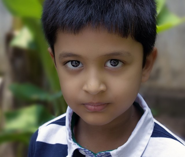 Portrait Of Indian Boy By Nithi Clicks