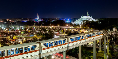 Night Monorail