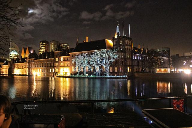 Den Haag, Light show