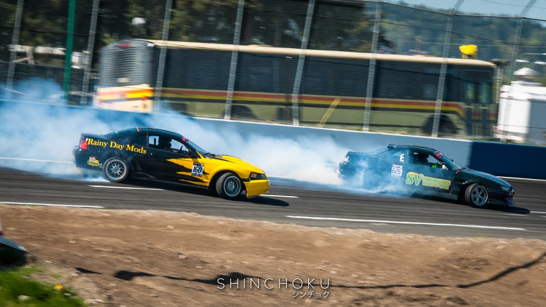 Evergreen Drift - ProAm Round 1 (4-9-16)