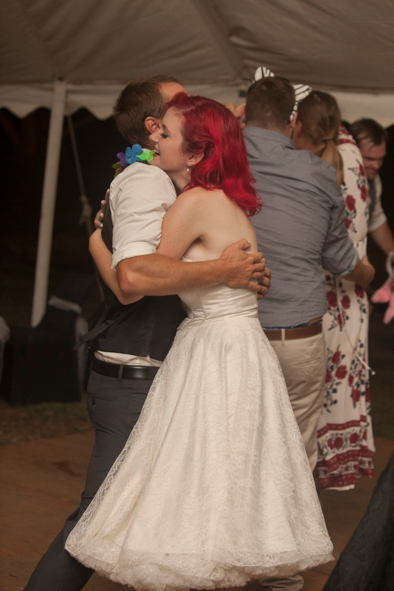 A rockabilly love fest with boxer briefs, night swims, and pin-up style