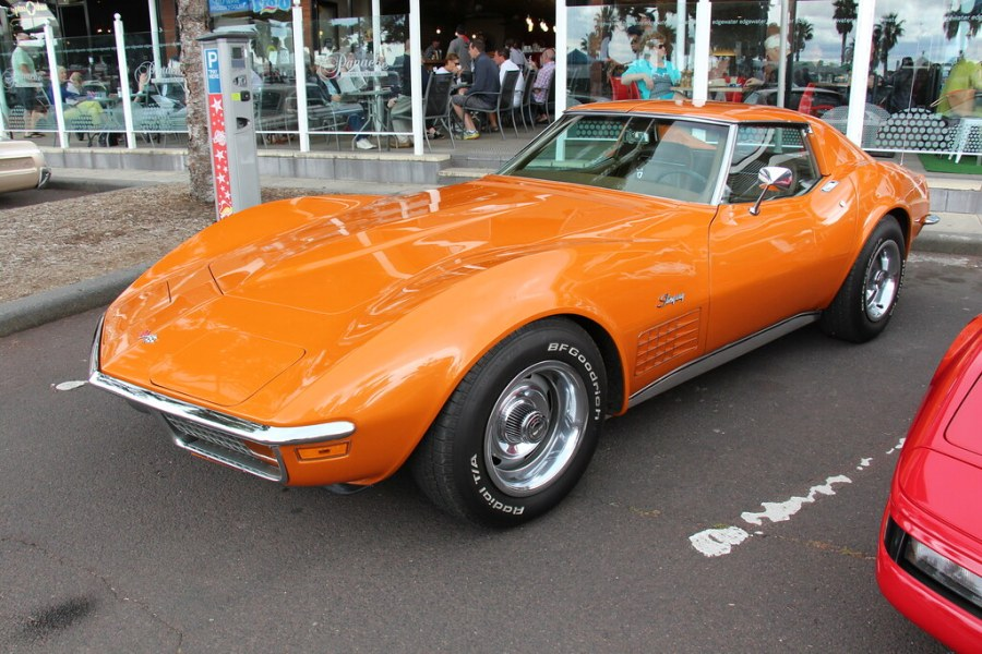1953 chevrolet cars » 1972 Chevrolet C3 Corvette Coupe   The Chevrolet Motor Compa      Flickr     1972 Chevrolet C3 Corvette Coupe   by Sicnag