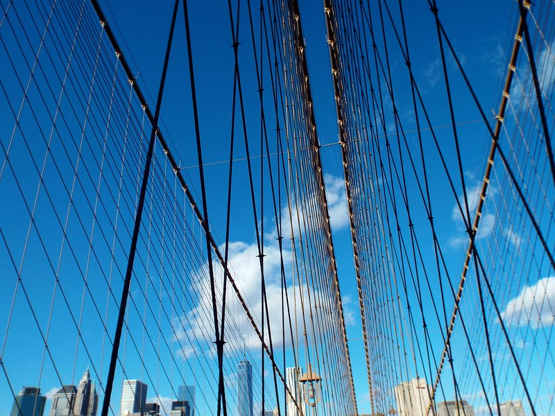 Brooklyn Bridge, New York - the tea break project solo female travel blog