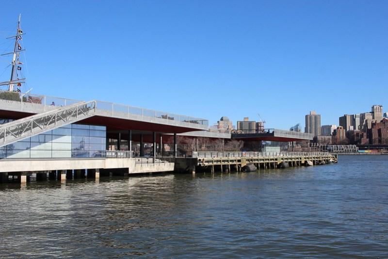 Pier 15, East River Esplanade