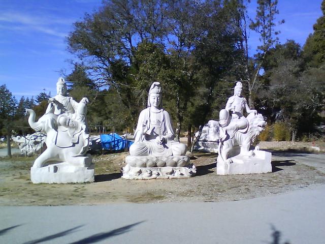Buddhist Temple Mt Madonna Flickr Photo Sharing