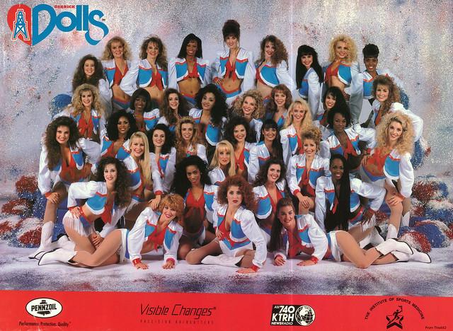 Derrick Dolls 1994 8586 Or Around 87 Flickr Photo
