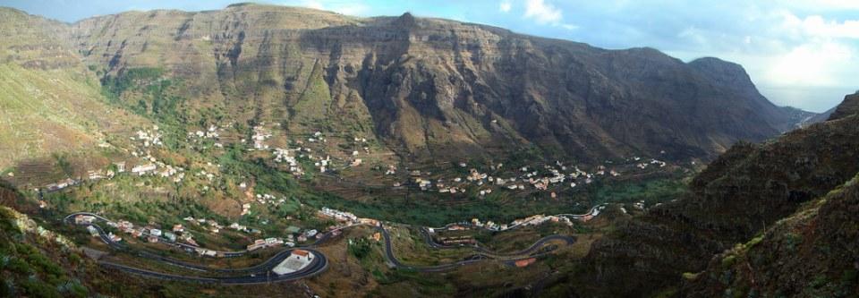 Mirador El Palmarejo Valle Gran Rey La Gomera 09