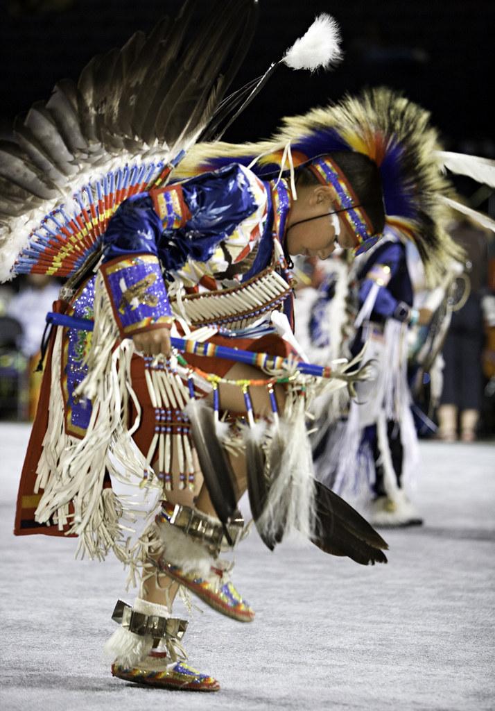 2007 Powwow Description Powwows Are Large Social